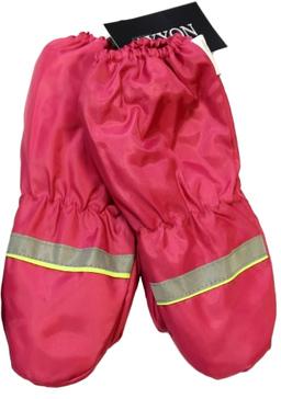 Детские зимние рукавицы Axxon 3544H малиновые