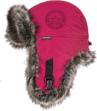 Шапка-ушанка NordKapp Badger MX Red