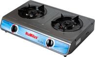 Двухконфорочная газовая плита NaMilux NA-601AFM
