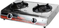 Двухконфорочная газовая плита NaMilux NA-610ASM