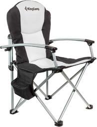 Кресло складное King Camp Deluxe Steel Arm Chair