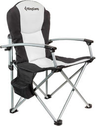 Кресло складное King Camp Deluxe Steel Arm Chair