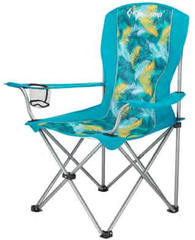 Стул складной King Camp Arms Chair Green Palm