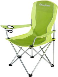 Стул складной King Camp Arms Chair Green