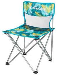 Стул складной King Camp Compact Chair Green Palm