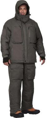 Мембранный костюм для рыбалки Nova Tour Fisherman Салмон