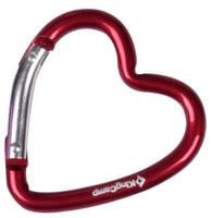 Брелок-карабин King Camp Heart Carabiner