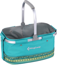 Термокорзина King Camp Picnic Cooler Basket