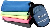 Полотенце гладкое, синий King Camp HikerMicroFibre Towel