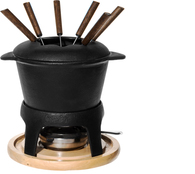 Набор для фондю Maku Fondue Set Cast Iron