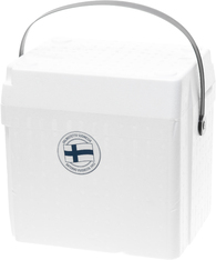 Термоконтейнер Iceman Cooler Box 15 л Styrofoam