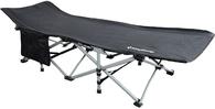 Складная кровать King Camp Deluxe Folding Bed 8007 Black