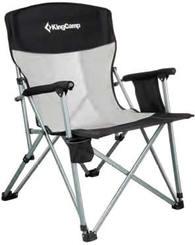 Кресло складное King Camp Hard Arm Chair