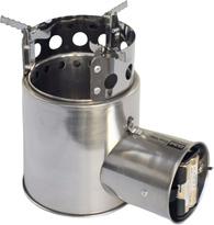 Походная турбопечка-щепочница Airwood Euro BM