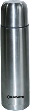 Термос King Camp Vacum Flask Silver 0,75 л