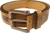 Кожаный ремень NordKapp 9709