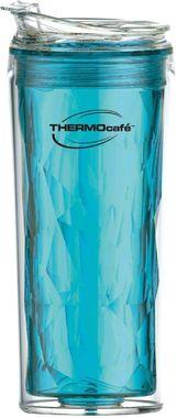 Термокружка cдвойными стенками из пластмассы ThermoCafe CRAKI-450 0,45 л