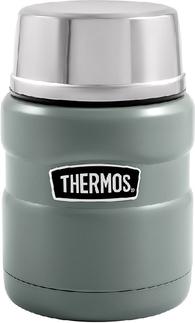 Термос для еды с широким горлом Thermos King-SK-3000MGR 470мл