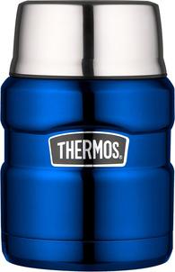 Термос для еды с широким горлом Thermos King-SK-3000BL 470мл