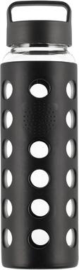 Бутылка спортивная Atom Sports Silicone Cover Glass Bottle