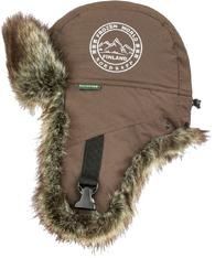 Шапка-ушанка NordKapp Badger MX Brown