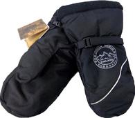 Рукавицы для зимней рыбалки NordKapp Frozen World Black