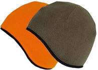 Двухсторонняя шапка Nordkapp Tundra Reversible Green/Orange