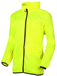 Куртка Mac in a Sac Active Lite Fluoro Yellow