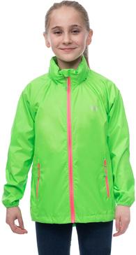 Водонепроницаемая детская куртка Mac in a Sac Neon Mini green