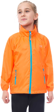 Водонепроницаемая детская куртка Mac in a Sac Neon Mini orange