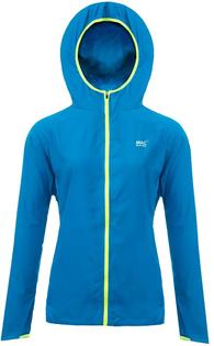Водонепроницаемая куртка для бега Mac in a Sac Ultra Blue Spark