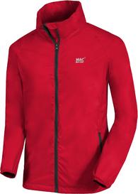 Водонепроницаемая куртка Mac in a Sac Origin Lava Red