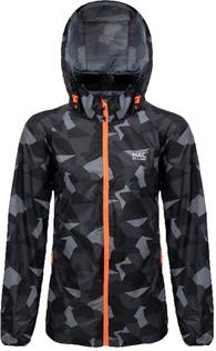 Водонепроницаемая куртка Mac in a Sac Edition Black Camo