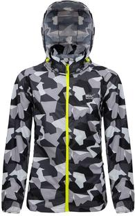 Водонепроницаемая куртка Mac in a Sac Edition White Camo