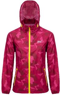 Водонепроницаемая куртка Mac in a Sac Edition Pink Camo