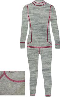 Детское термобелье NordKapp Junior Neva Gray