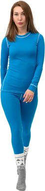 Женское термобелье NordKapp Women Helmi Turquoise
