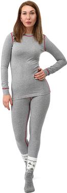 Женское термобелье NordKapp Women Lempi Gray
