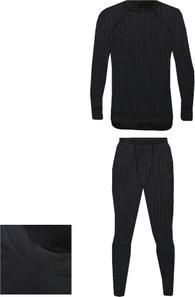 Мужское термобелье NordKapp Men Black