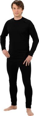 Мужское термобелье NordKapp Men Comfort Black на рост 180–188