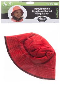 Детская панама с антимоскитной сеткой  Atom Outdoors Mosquito Hat for Children