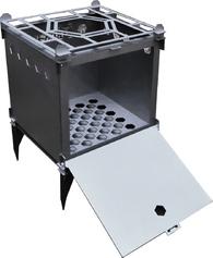 Печь-щепочница Tinker