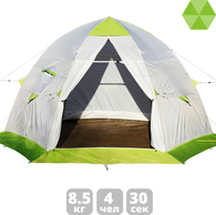 Зимняя палатка Лотос 5С без пола
