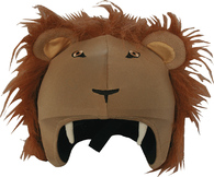 Нашлемник Coolcasc Lion