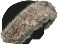 Нашлемник Coolcasc Brown Fur