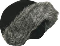 Нашлемник Coolcasc Grey Fur