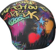 Нашлемник Coolcasc Graffiti