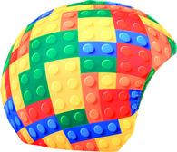 Нашлемник Coolcasc Blocks