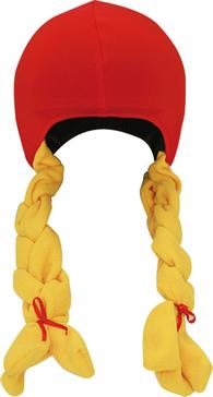 Нашлемник Coolcasc Little Red Hood