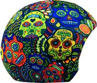 Нашлемник Coolcasc Maori Skulls